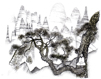 Arte de la alcoba: Cinco puertas